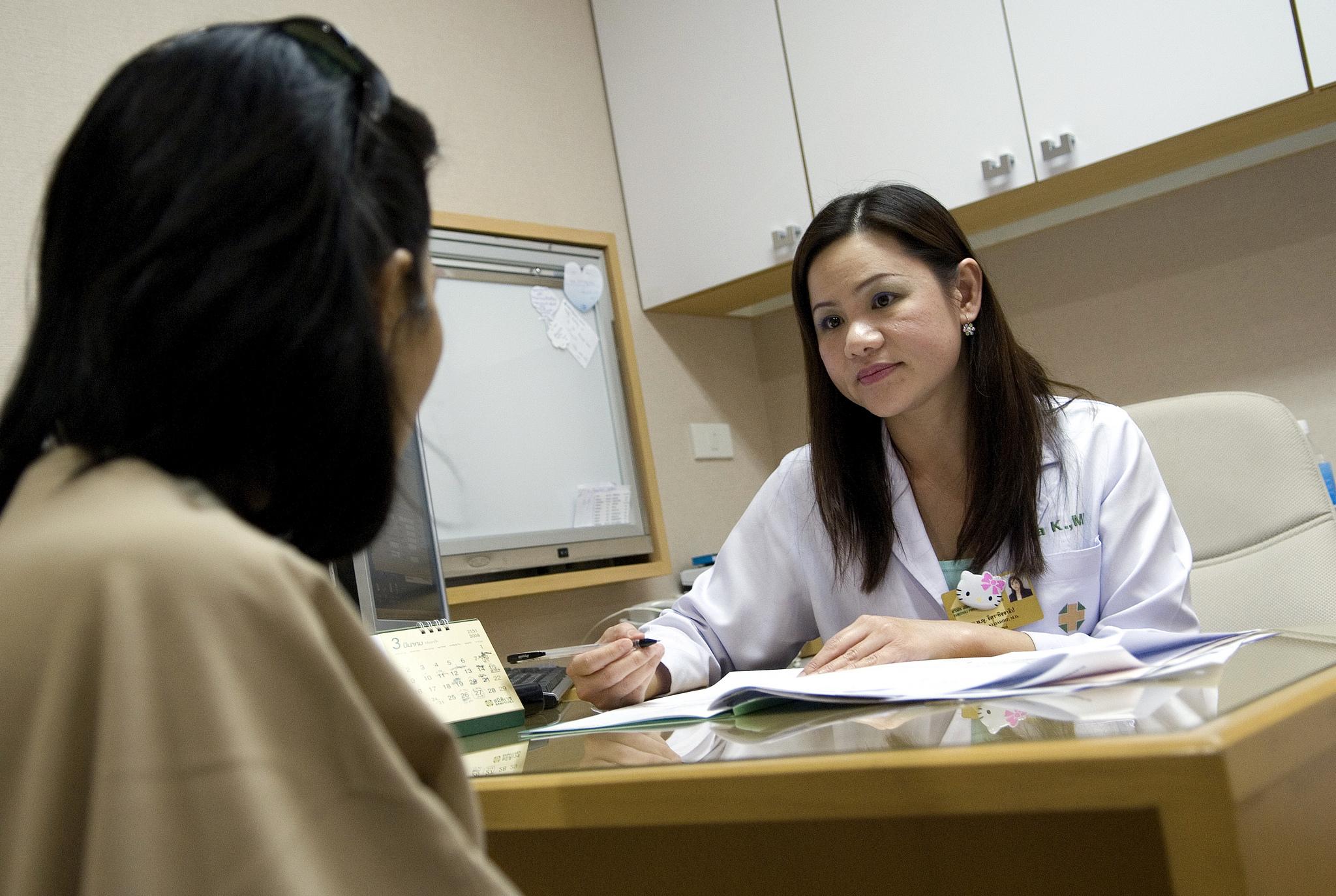 Online doctor consultation uk